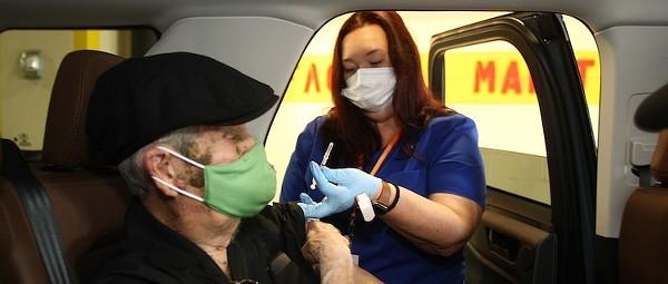 Three Orlando-area FEMA COVID-19 vaccination sites will open this week