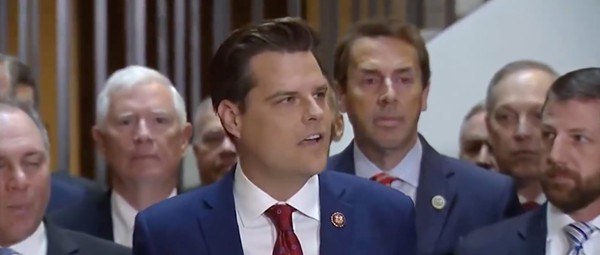 Florida Rep. Matt Gaetz attended drug-fueled parties inside Orlando gated community, per report