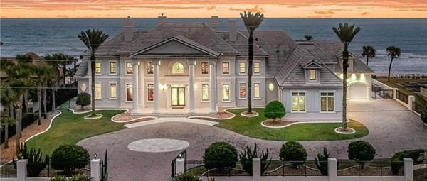 Oceanfront mansion in Ormond Beach is most expensive home ever sold in Volusia County