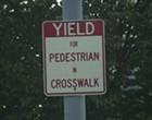 OPD and OCSO team up for crosswalk crackdown Thursday morning