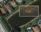 Florida man discovers car with body of missing man in lake using Google Maps