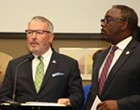 Orlando Mayor Buddy Dyer institutes nightly curfew in Downtown Orlando of 8 p.m. effective immediately