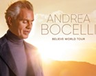 Andrea Bocelli announces Orlando show at Amway Center