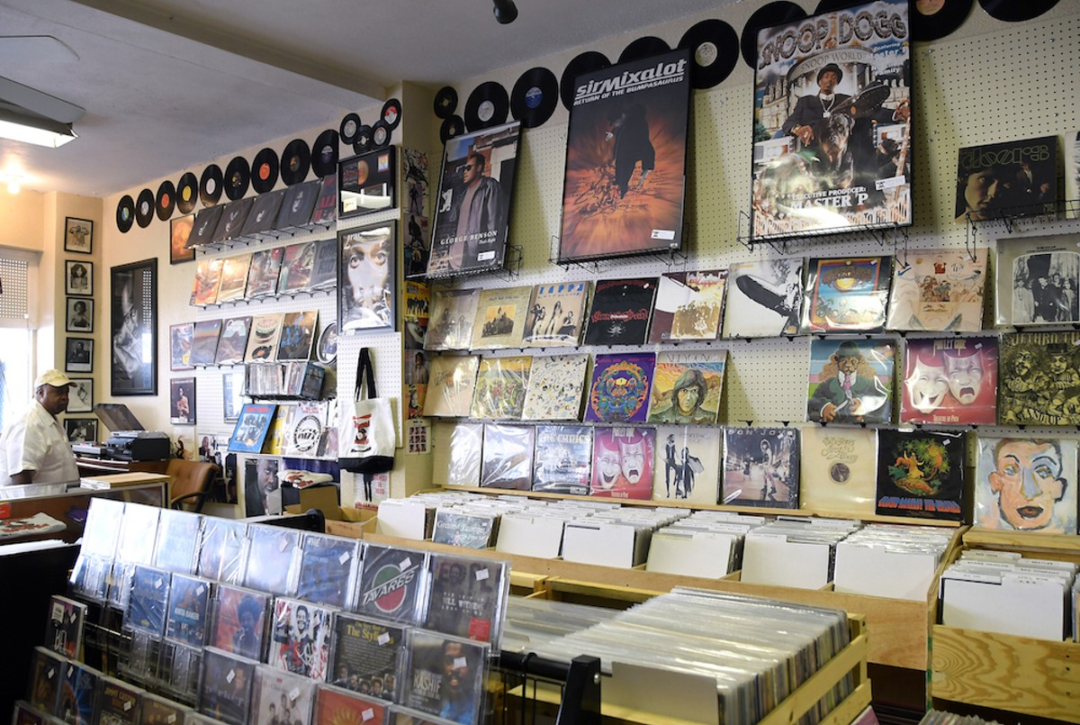 Re-Runz Record Store