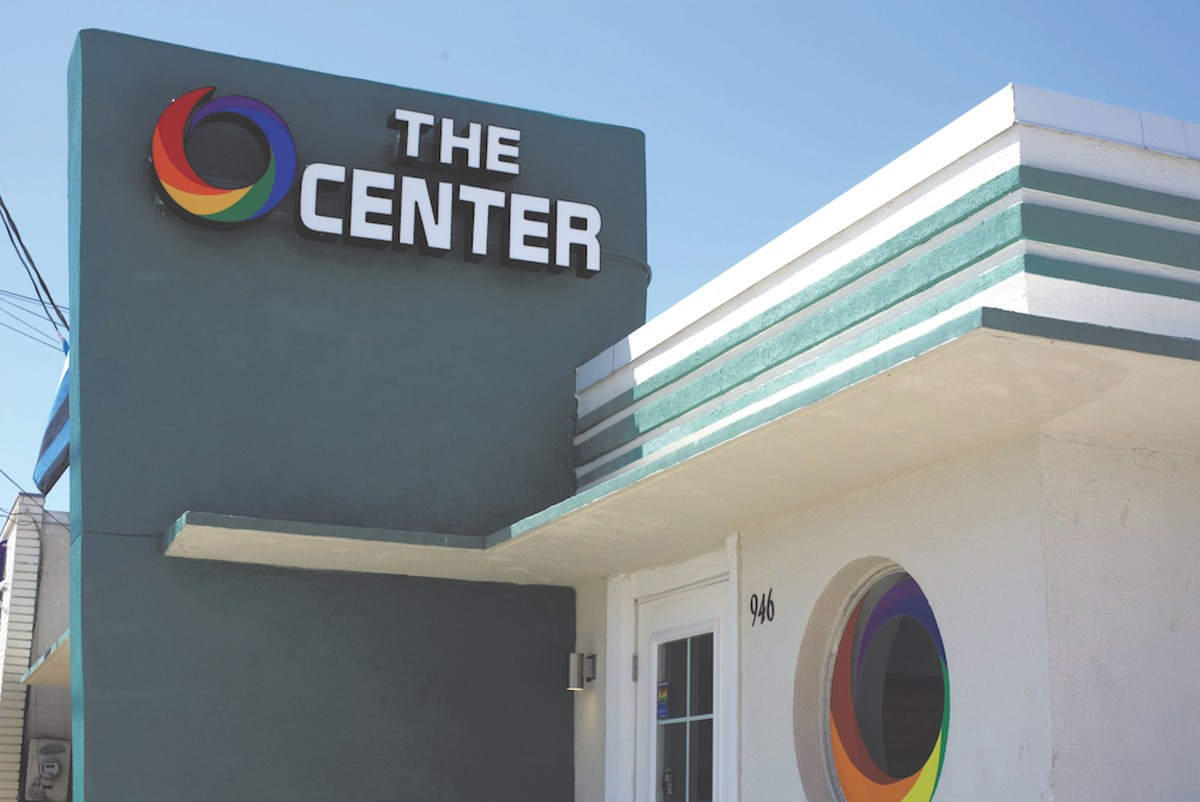 The LGBT+ Center in Orlando