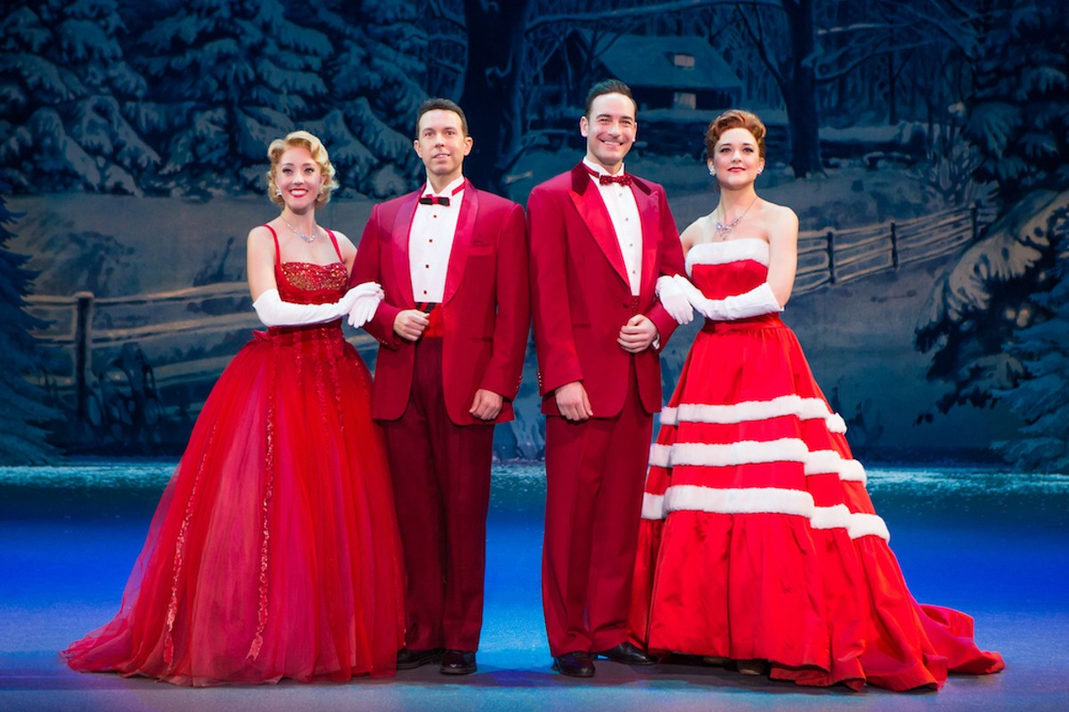 Irving Berlin's White Christmas