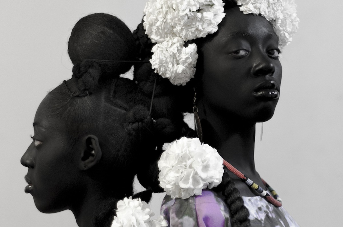 "Shawn Theodore, ""Africaine no2"""