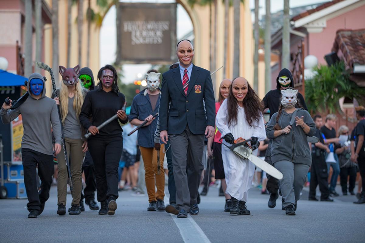 Halloween Horror Nights at Universal Studios
