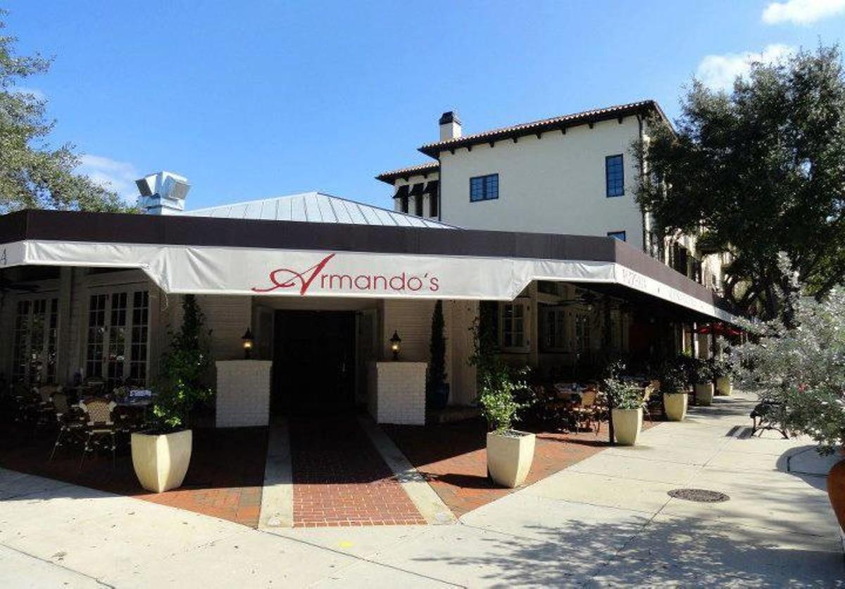 Armando's Cucina Italiana & Pizzeria – the Winter Park location