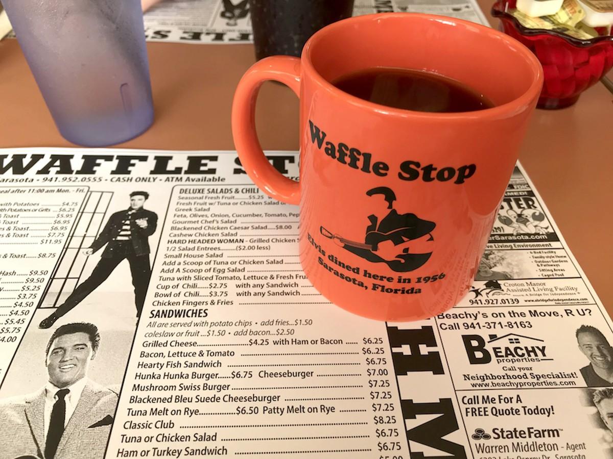 Waffle Stop