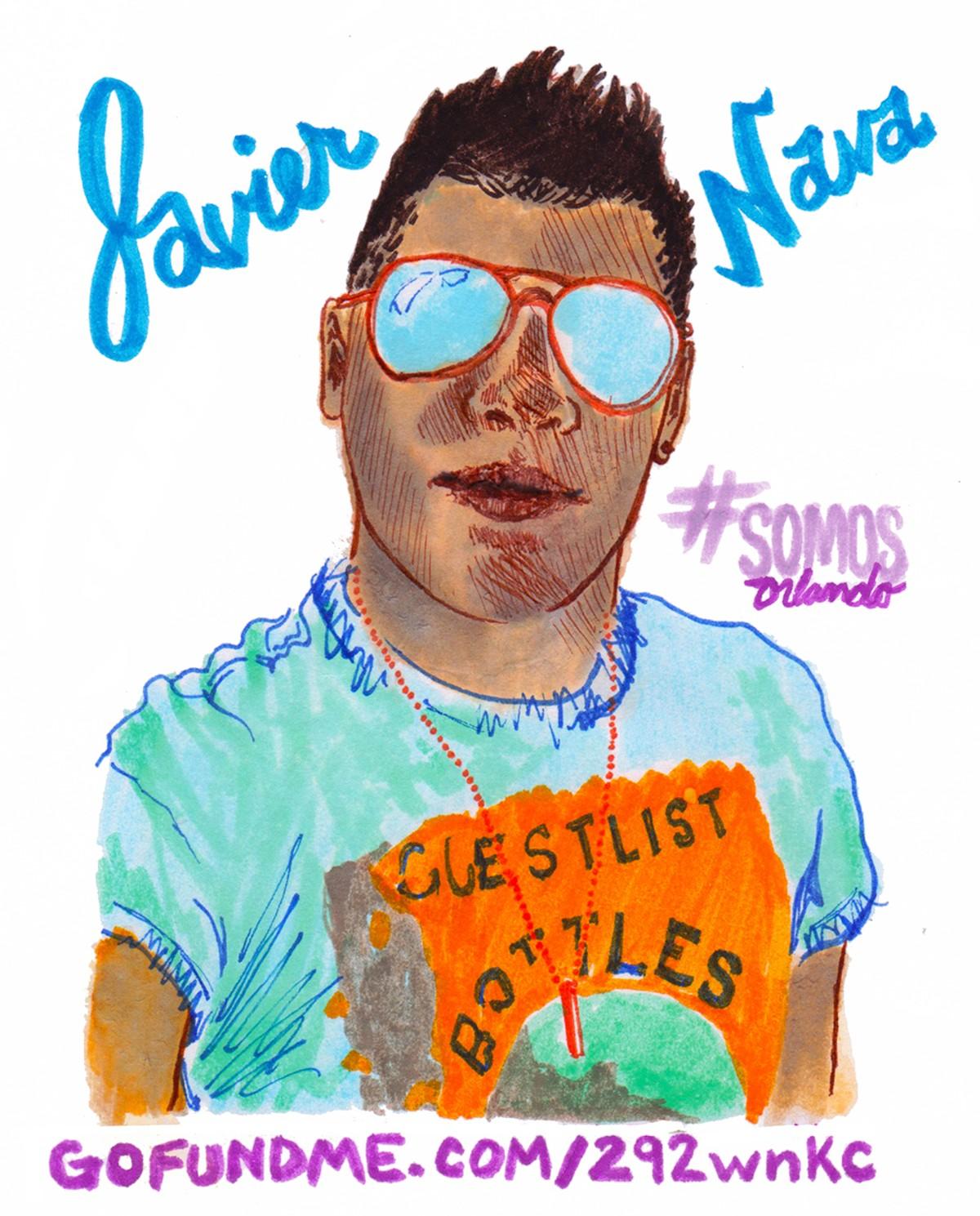 AdoptOrlando portrait of Javier Nava