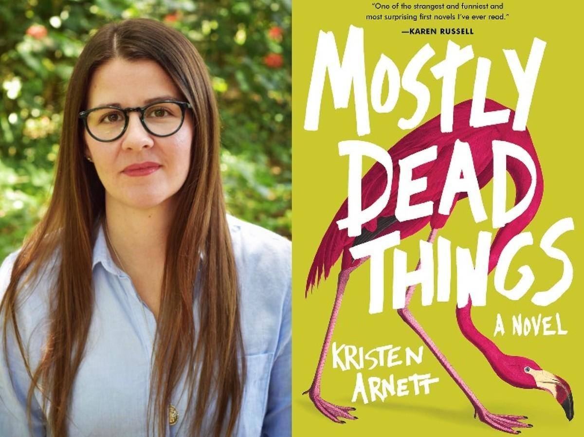 Orlando's own Kristen Arnett!