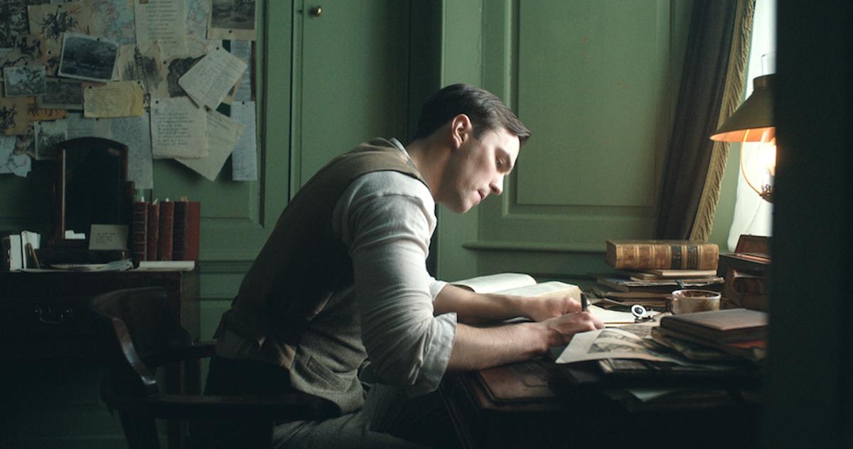 Nicholas Hoult in Tolkien