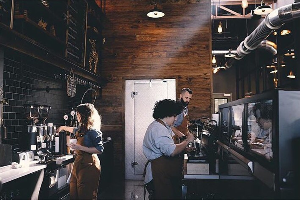 Foxtail Coffee Co.