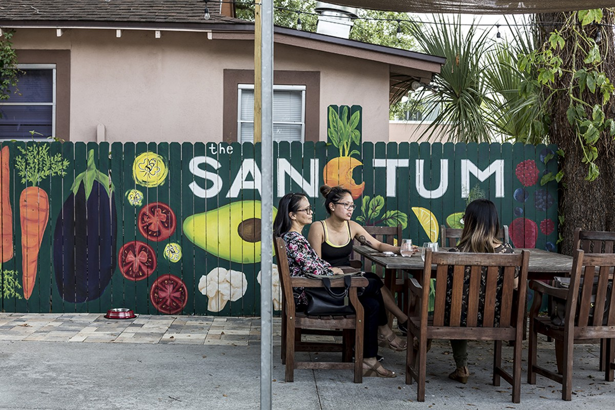 The Sanctum Cafe