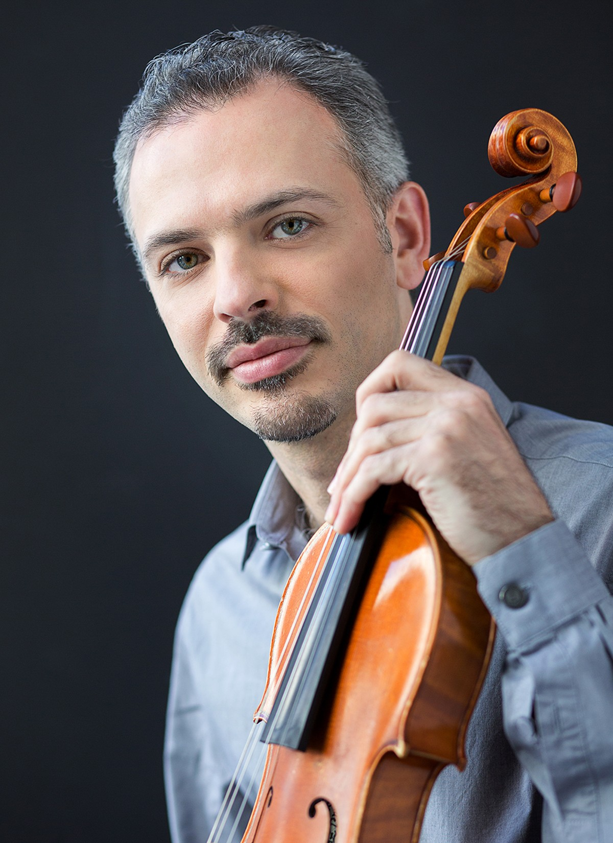 Violinist and composer Colin Jacobsen