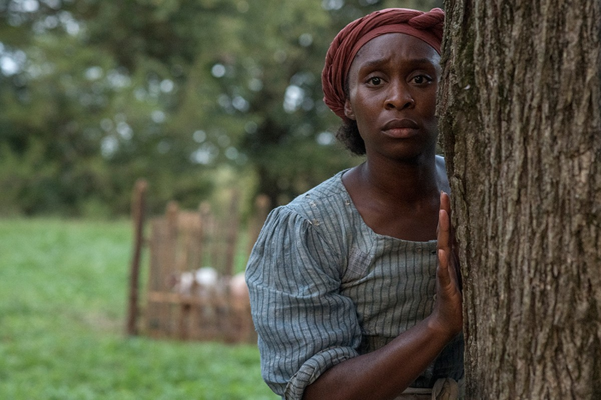 Cynthia Erivo in'Harriett'