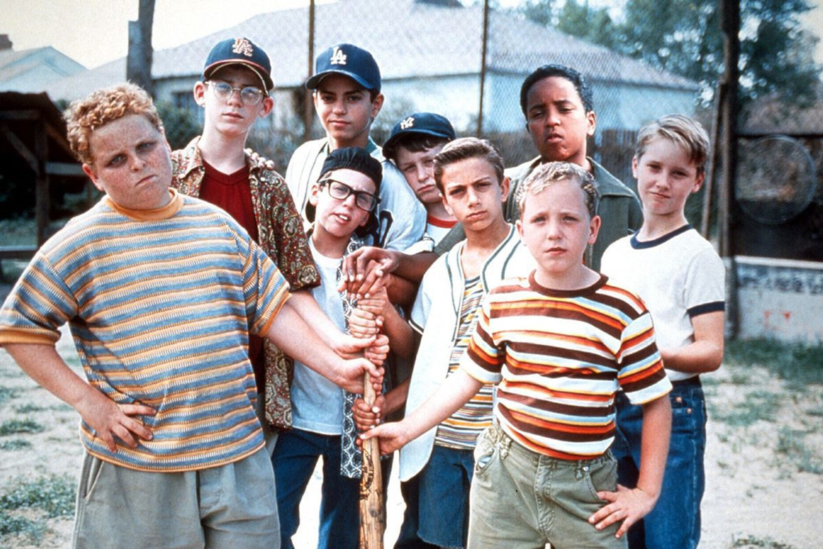 'The Sandlot' is screening at Ben Crosby Field
