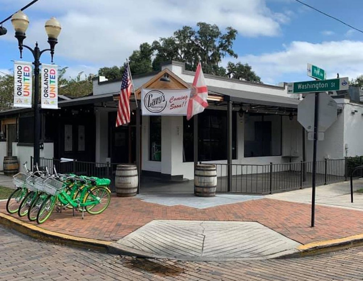 Cavo's Bar & Kitchen