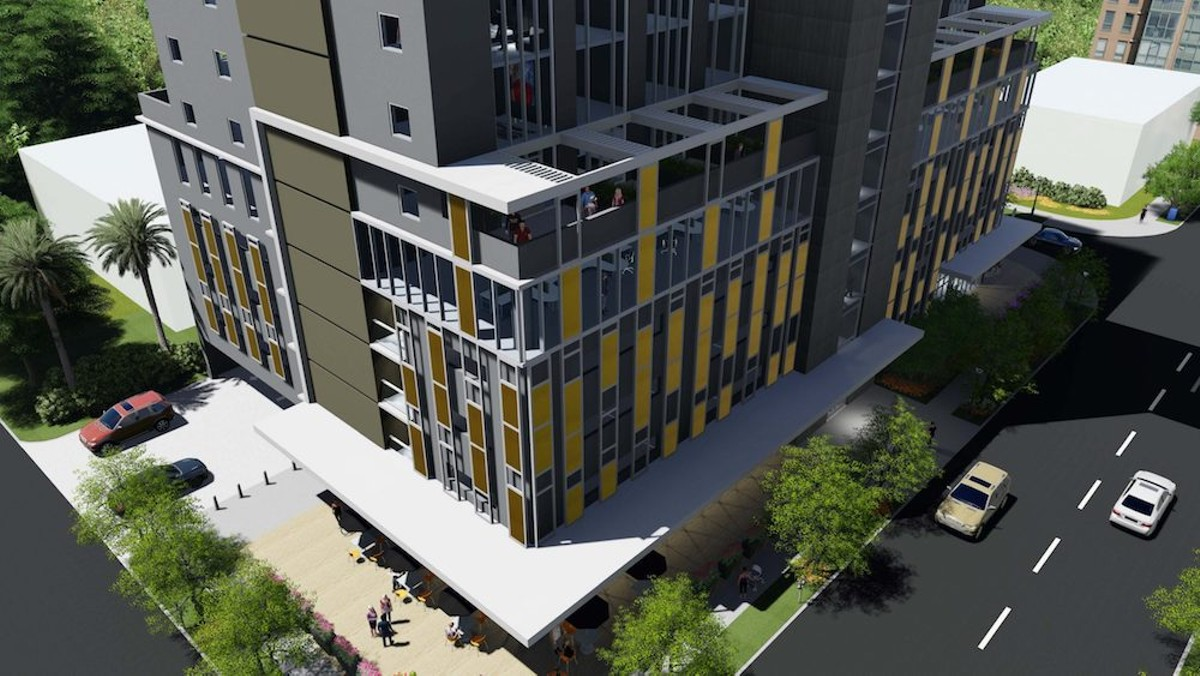 The Vive on Eola development planned for 205 S. Eola Drive