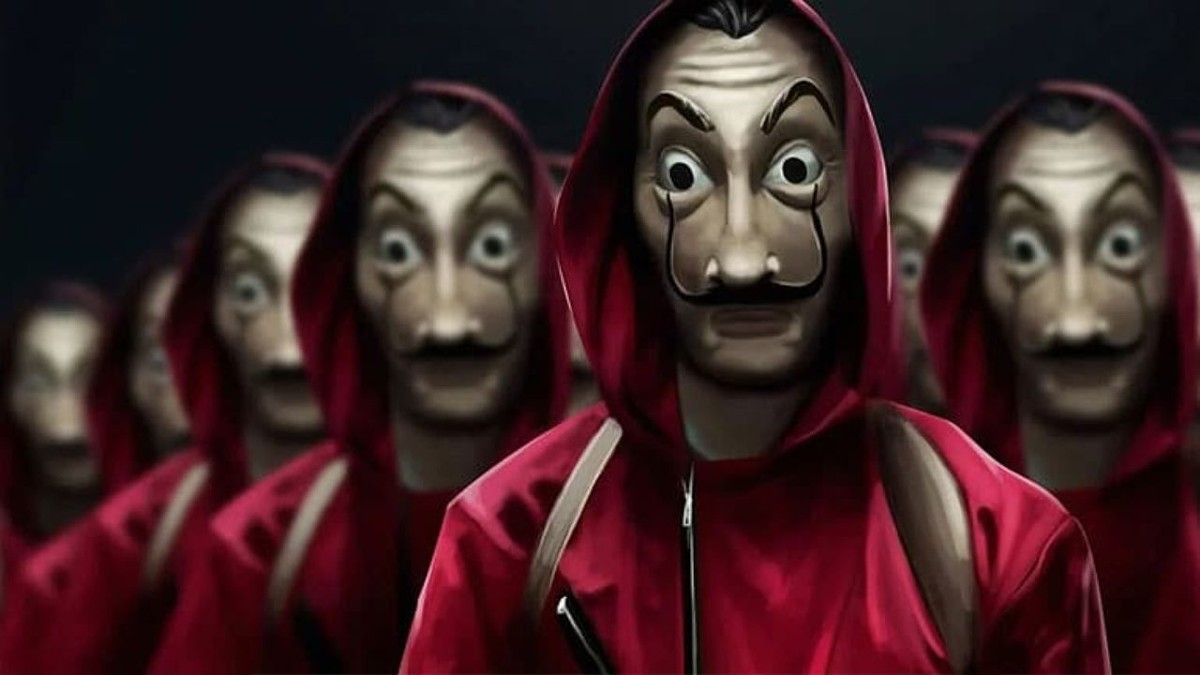 'Money Heist: Part 4,' streaming on Netflix Friday