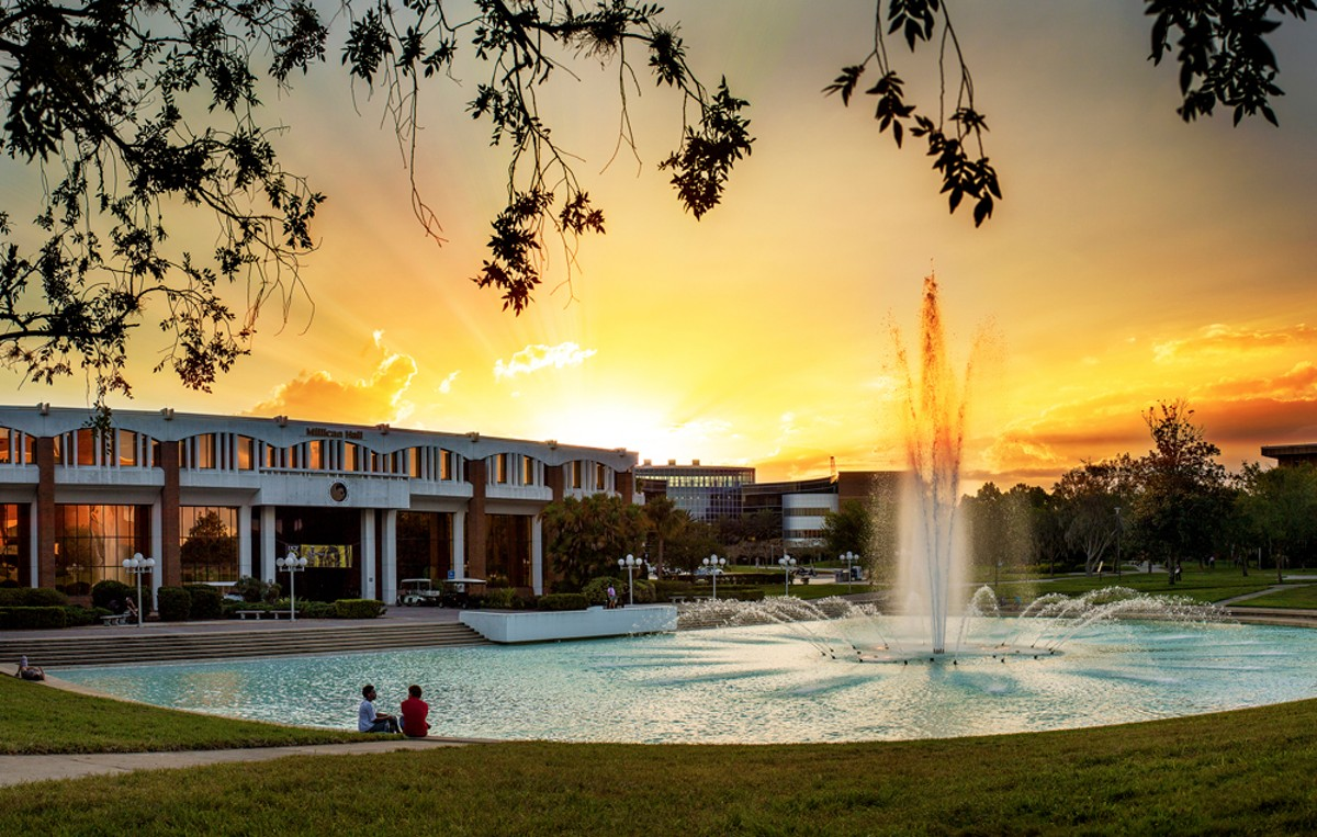 UCF Reflecting Pond
