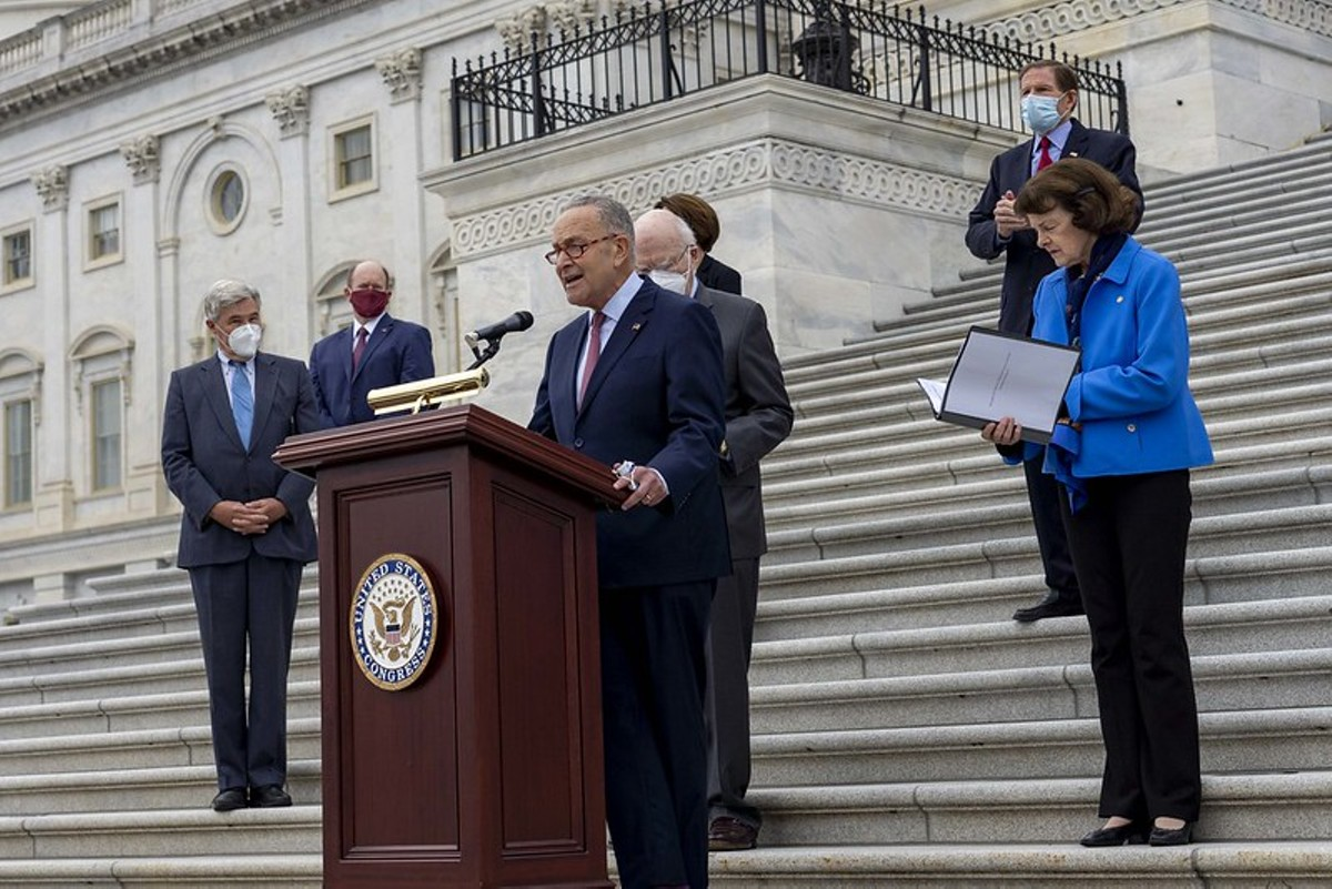 Senate Democrats Judiciary Committee