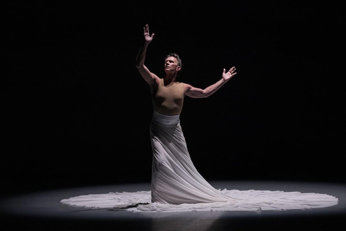 Orlando Ballet artistic director Robert Hill