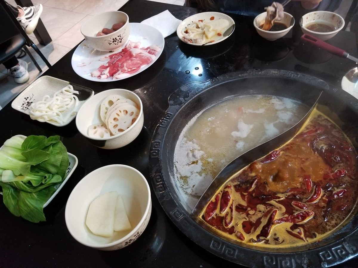 Bashu Hot Pot
