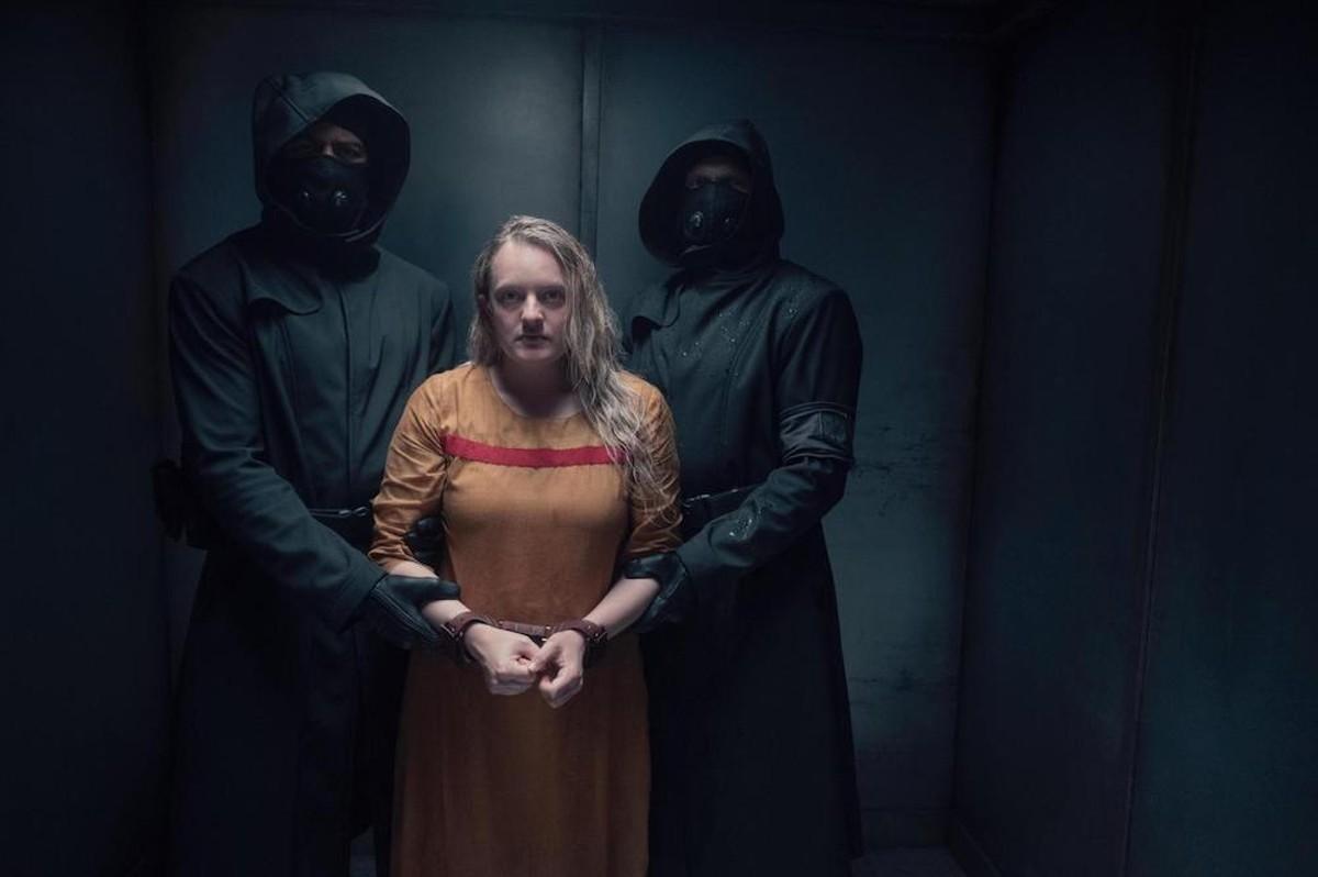 Elisabeth Moss in Season 4 of 'The Handmaid's Tale'