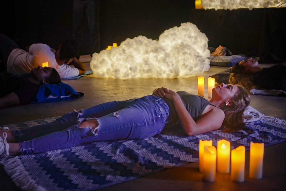 Lie back and take a sound bath at Re:Charge July 23-25 and July 30-Aug. 1