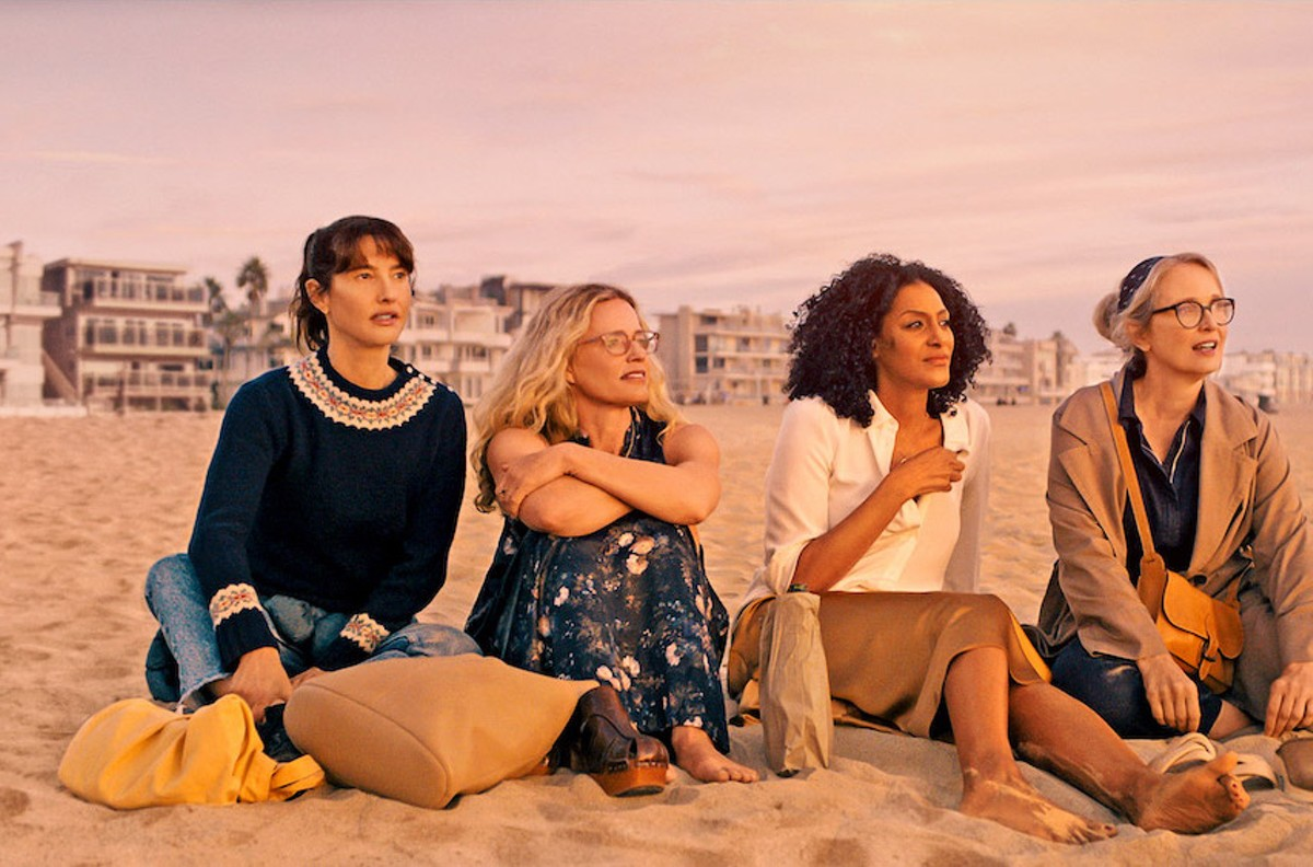 Julie Delpy wrote and stars in 'On the Verge'