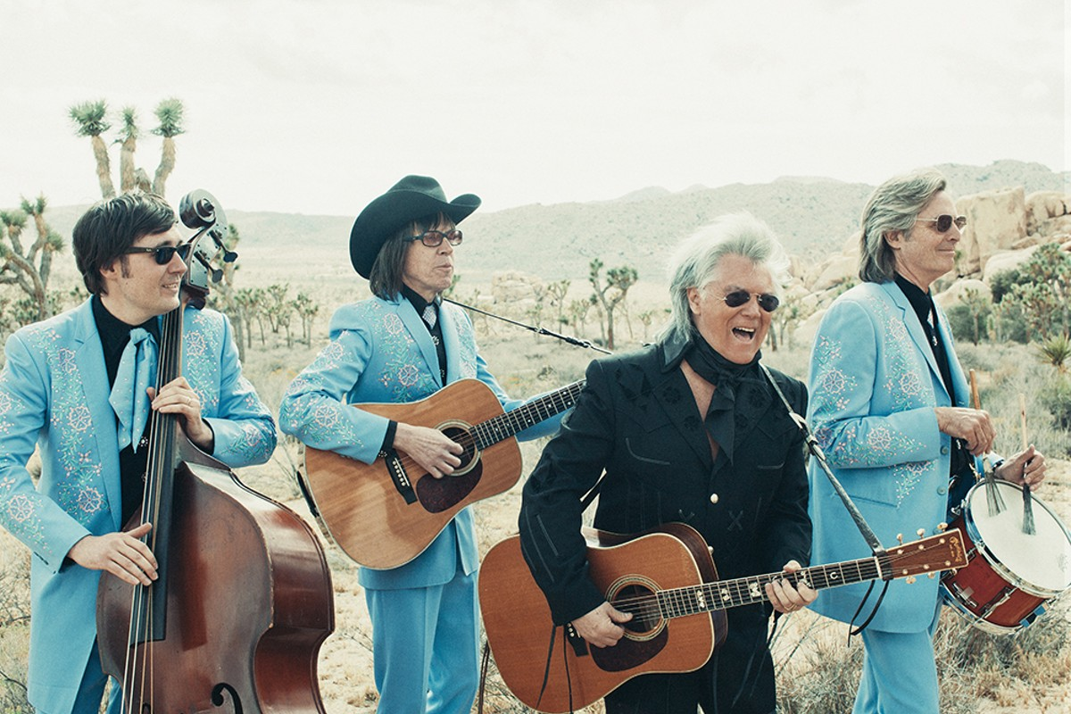 Marty Stuart and the Fabulous Superlatives
