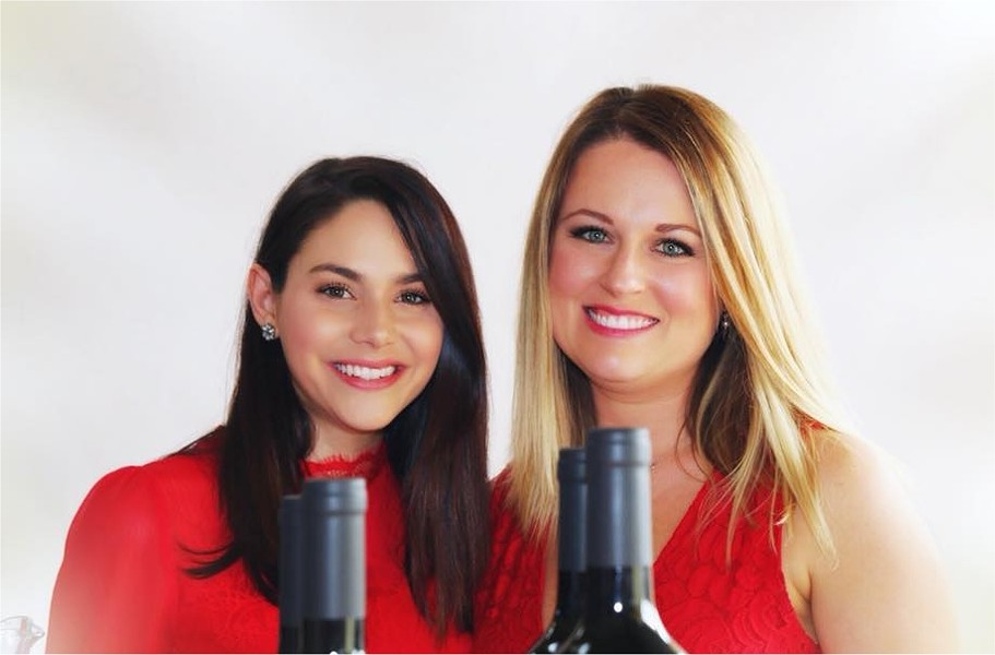 Christie McLeod and Laura Fletcher