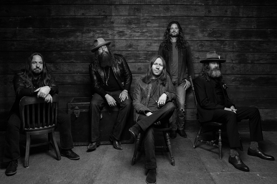 PHOTO VIA BLACKBERRY SMOKE/FACEBOOK