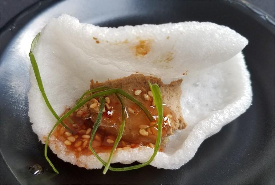 Shrimp chicharron (El Buda) - FAIYAZ KARA