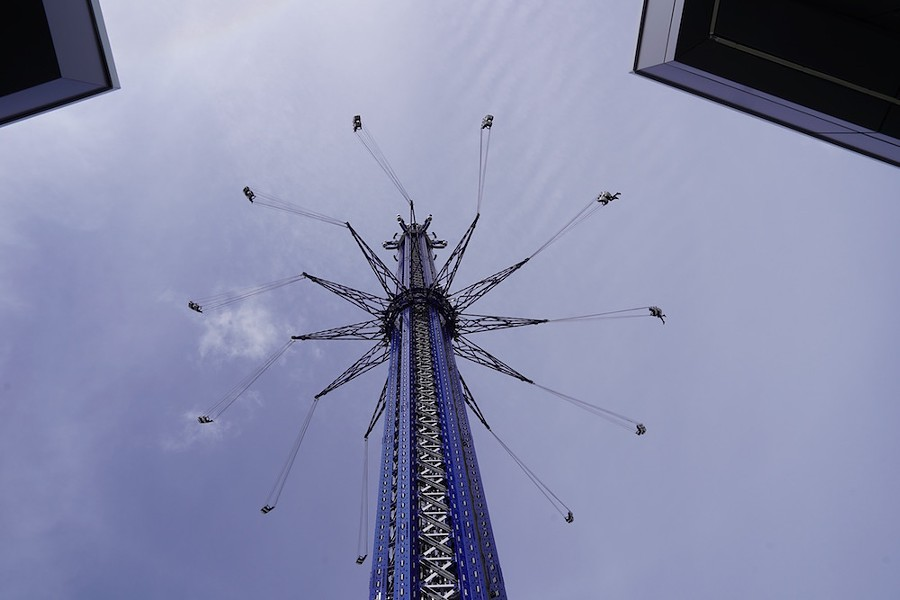 Starflyer - PHOTO COURTESY MATT ROSEBOOM/ATTRACTIONS MAGAZINE