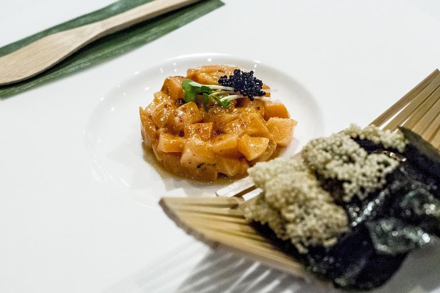 Kabooki Sushi - PHOTO BY ROB BARTLETT