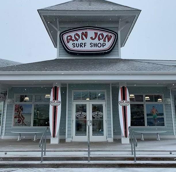 PHOTO VIA RON JON SURF SHOP/FACEBOOK