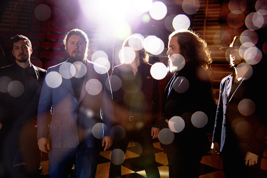 My Morning Jacket - PHOTO BY DANNY CLINCH