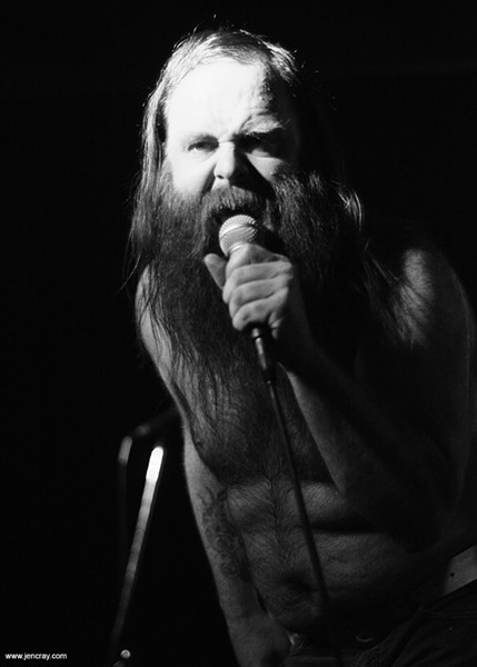 Valient Thorr at Will's Pub - JEN CRAY