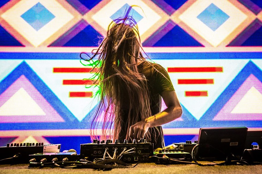 VIA BASSNECTAR ON FACEBOOK