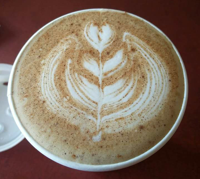 PHOTO VIA AUSTIN'S COFFEE/FACEBOOK