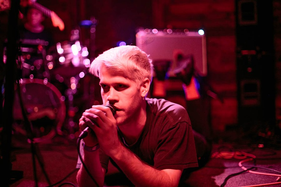 Porches at Backbooth - LIV JONES