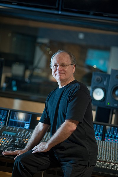 Composer Keith Lay