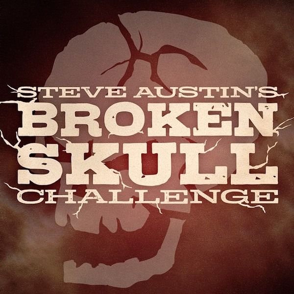 PHOTO VIA STEVE AUSTIN'S BROKEN SKULL CHALLENGE/FACEBOOK