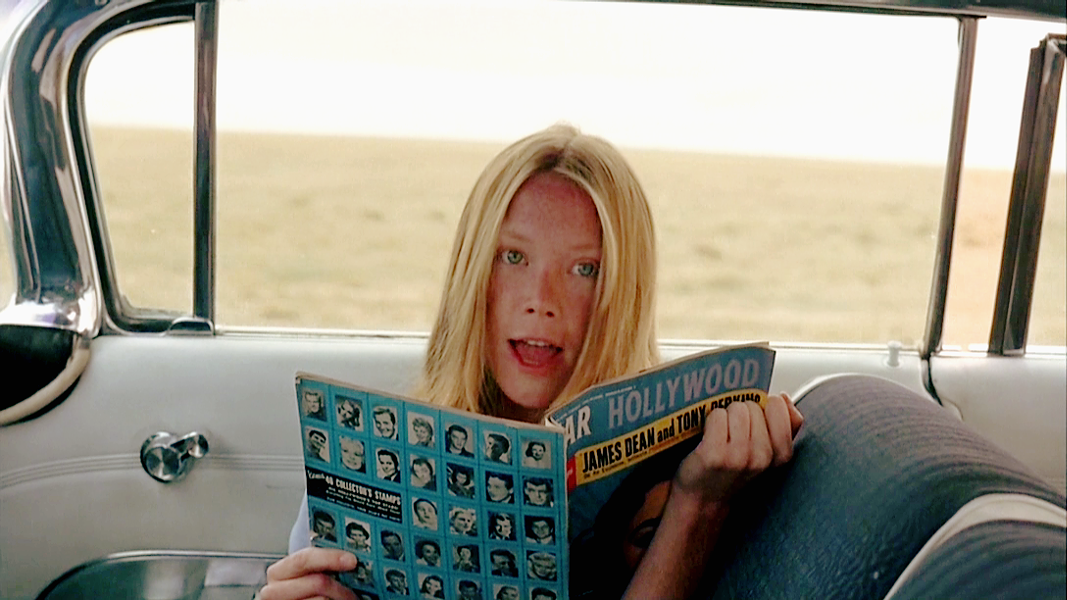SISSY SPACEK IN BADLANDS