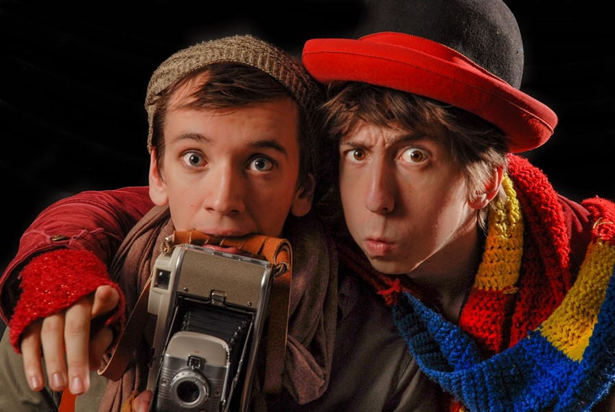 'Juggler & Mime: A Tale of Two ...' at the Orlando Fringe