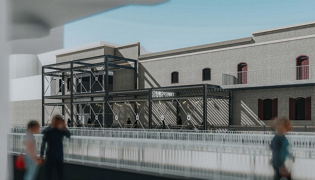 RENDERING VIA CITY OF ORLANDO