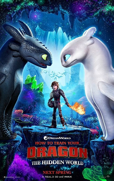 IMAGE VIA POSTER FOR HOW TO TRAIN YOUR DRAGON